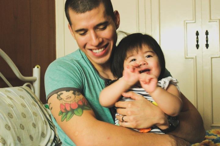 Being a Dad:Fabian